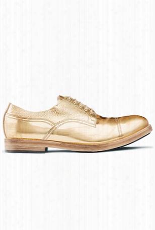 Acne Askin Metal Derby Shoe
