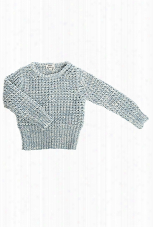 Acne Mini Lia Woven Sweater