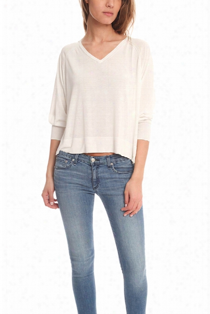 Acne Once V-neck Sweater