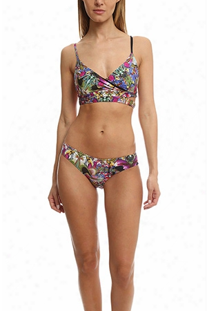 Belle Sauvage Flowers Bikini