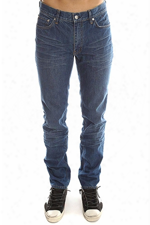 Blk Dnm Grand Blue Slim Denim