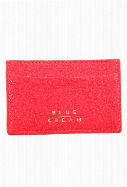 Blue&cream Slim Card Case