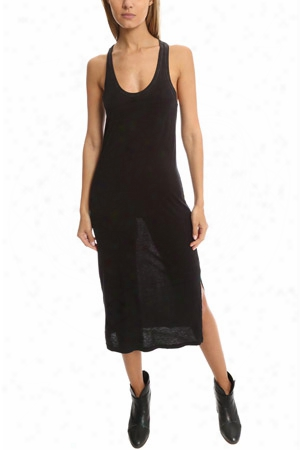 Cotton Inhabitant Mykonos Racer Dress