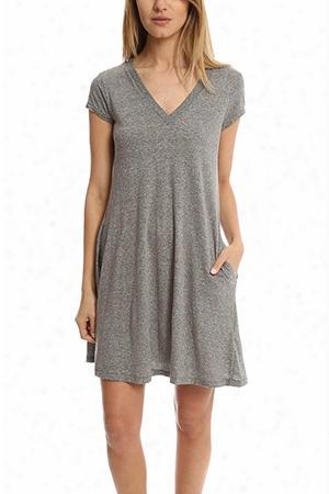 Current/elliott V Nec K Trapeze Dress