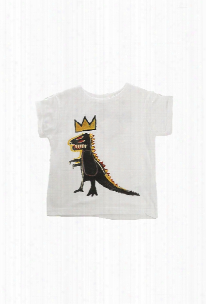 Little Eleven Paris Dino Basquiat Ss Tee
