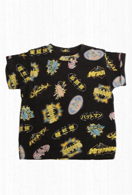 Little Eleven Paris Japanese Batman Tee