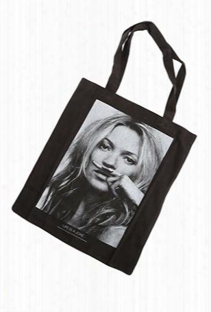 Little Eleven Paris Kate Moss Tote Bag