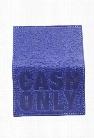 Blue&Cream 'Cash Only' Card Case