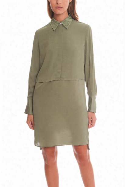 3.1 Phillip Lim Collar Shirt Dress
