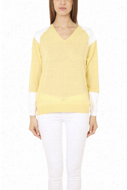 3.1 Phillip Lim Colorblock Pullover