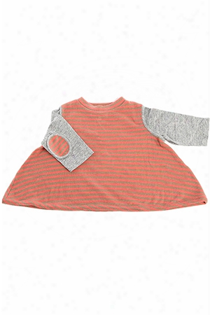3.1 Phillip Lim Kids 3/4 Sleeve Swing Top Sweater