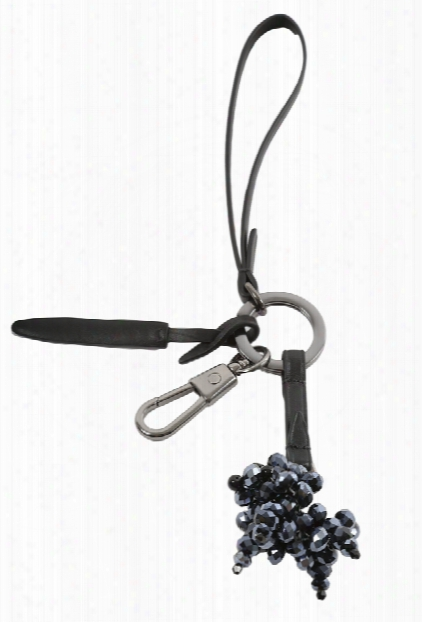 3.1 Phillip Lim Poodle Beaded Keyfob