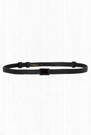 3.1 Phillip Lim Skinny Crystal Belt