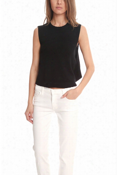 3.1 Phillip Lim Sleeveless Draped Back Top