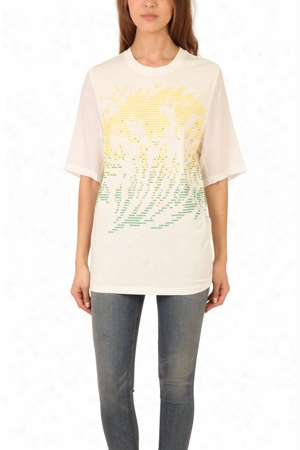 3.1 Phillip Lim Tidal Waves Tee
