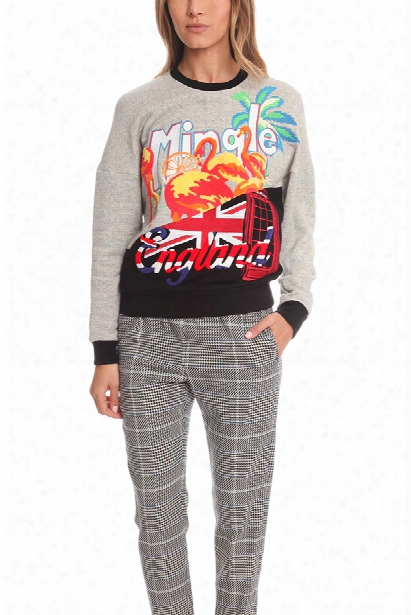 3.1 Phillip Lim Tourist Logo Embroidered Sweater