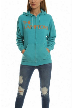 Blue&cream Lamptons Miami Vice Hoody