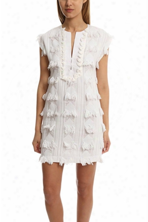 Derek Lam 10 Crosby Sleeveless Tunic Dress