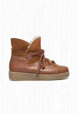 Ganni Masha Texas Boot