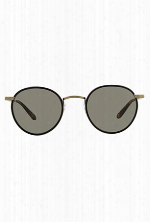 Garrett Leight California Optical Wilson Sunglasses