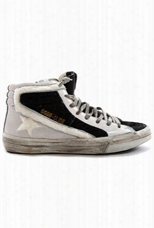 Golden Goose Sherpa Slide M9 Sneaker