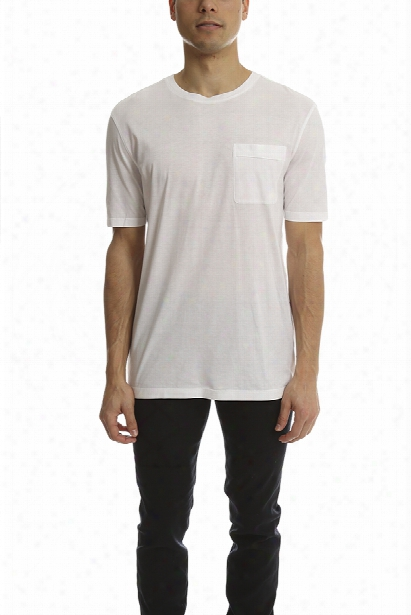 Helmut Lang Oversized Pocket T-shirt