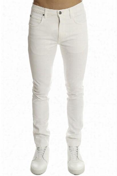 Helmut Lang Skinny Pant Core Twill