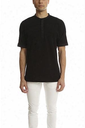 Helmut Lang Uni Sleeve Polo