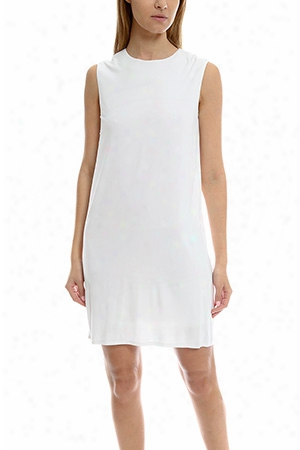 Helmut Lang V Back Dress