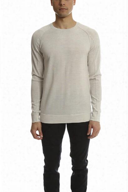 Helmut Lang Wool Crewneck Sweater
