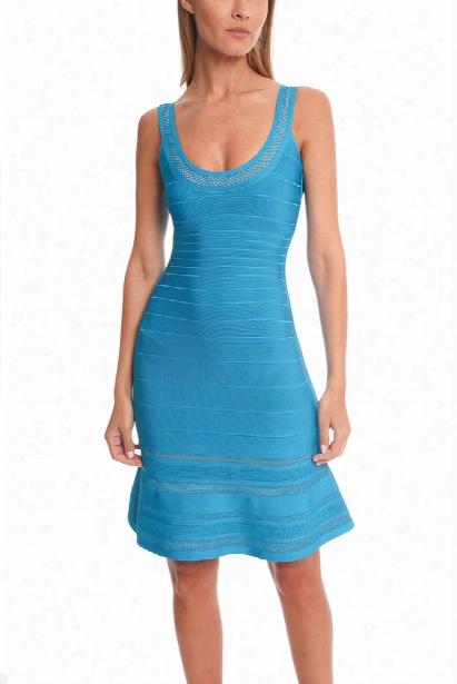Herve Leger Hailee Knit Dress