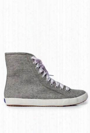 Keds Sneakers Champion Celebrity Wooly Hi Top