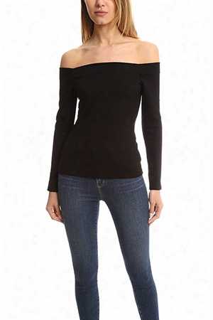 L'agence Cynthia Off The Shoulder Top