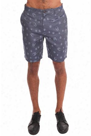 Lucien Pellat-finet Double Jacquard Bermuda Shorts