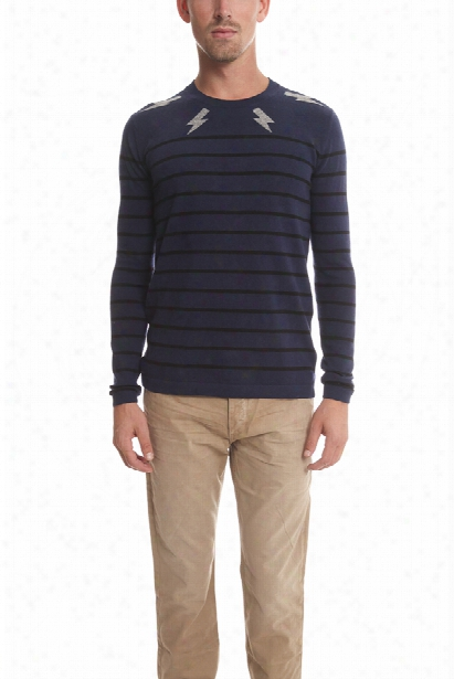 Markus Lupfer Flash Intarsia Jumper