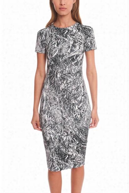 Mcq Alexander Mcqueen Cap Sleeve Dress