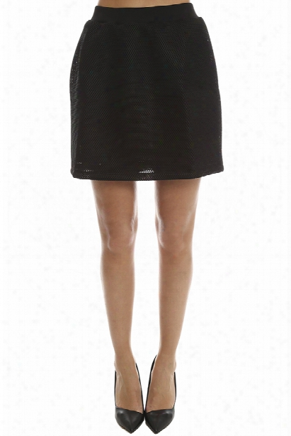 Mcq Alexander Mcqueen Volume Party Skirt