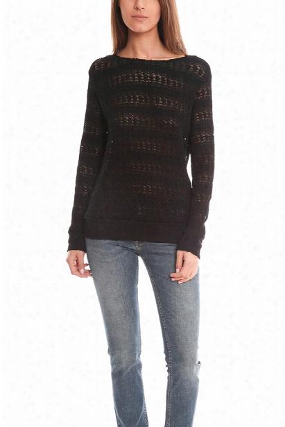 Nightcap Autumn Leaf Sweater