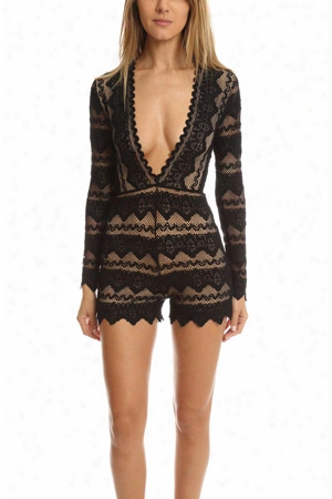 Nightcap Sierra Lace Playsuit