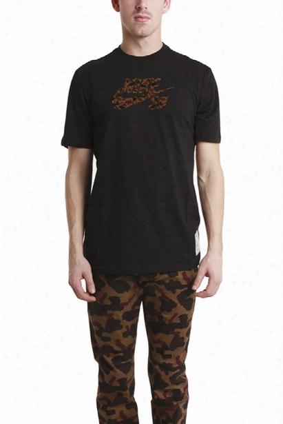 Nike Sb Tee Black/camo