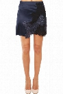3.1 Phillip Lim Satin Faced Organza Skirt