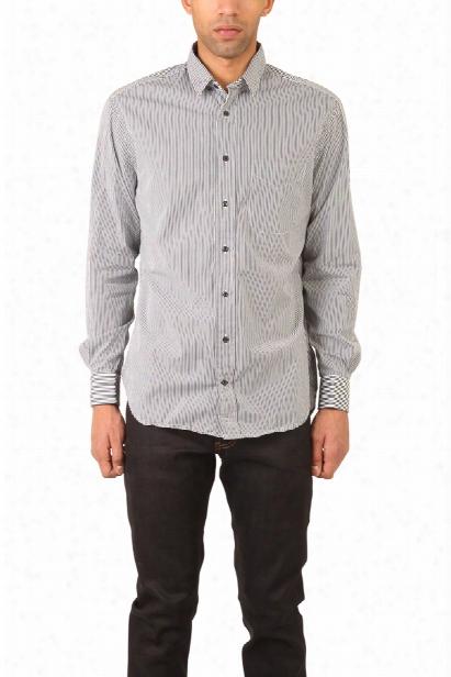 Blue&cream Bengal Stripe Shirt