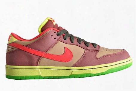 Nike Dunk Low Premium Toxic Avenger