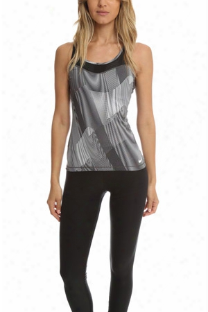 Nike Frequency Tank