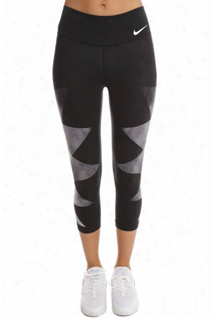 Nike Geometric 3/4 Tights