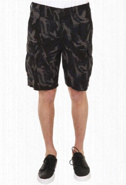Nike Hawthorne Lizard Camo Cargo Short