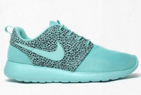 Nike Roshe Run Safari Crystal Mint