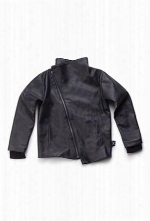 Nununu Leather Jacket