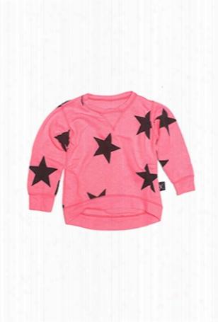 Nununu Star Pullover