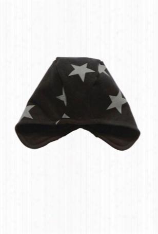 Nununu Stars Aviator Hat